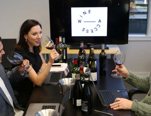 Wine Access Judging Panel